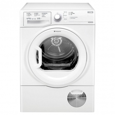 HOTPOINT TCFS83BGP Dryer Freestanding