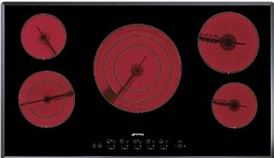 Smeg SE2951TC2  Integrated Hob