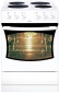 Amica 51EE231PGM Electric Cooker Freestanding