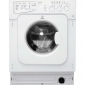 Indesit IWME127 Washing Machine Integrated