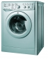 Indesit IWDC6125S Washer Dryer Freestanding