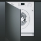 Smeg WDI147S Washer Dryer Integrated