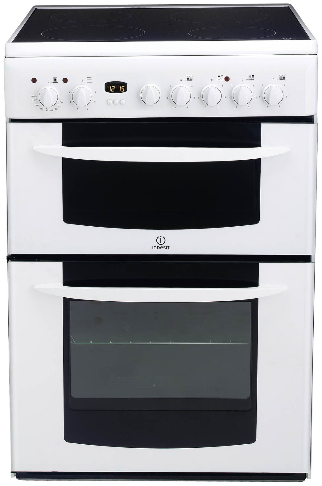 Electric Cookers Freestanding ~ Buy cookers in london indesit kd c w electric cooker