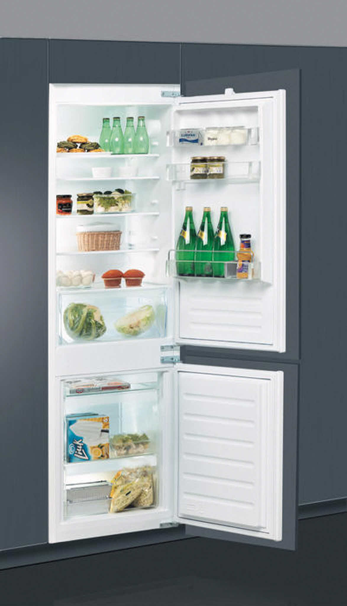 buy fridges and freezers in london whirlpool art6502 a. Black Bedroom Furniture Sets. Home Design Ideas