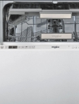 Whirlpool WIO3T123PEF Integrated Dishwasher Full Size (60cm)