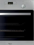 Whirlpool AKP262/IX Integrated Oven