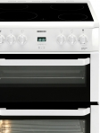 Beko BDVC664W Electric Cooker Freestanding