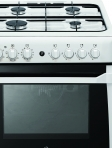 Indesit IS60G1W Gas Cooker Freestanding