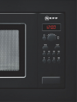 Neff H56W20S0GB Integrated Microwave