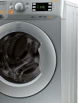 Indesit XWDE751480XS  Washer Dryer Freestanding